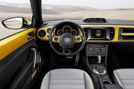 volkswagen concept interior volkswagen beetle dune concept unveiled european car