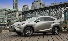 lexus nx lease hire america u0027s safest new cars autonxt