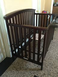 How To Convert Graco Crib Into Toddler Bed by Graco Freeport Convertible Crib For Sale In South El Monte Ca