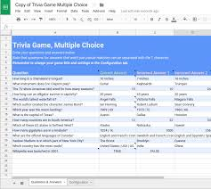 creating a trivia app using templates actions on google google