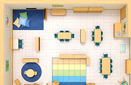 classroom floor plan designer complete classrooms custom room design at lakeshore learning