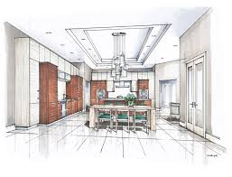 kitchens interiors kitchen rendering search rendering