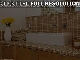 mosaic tile bathroom countertop bathroom decorations