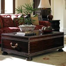 Suitcase Coffee Table Storage Trunk Furniture Rustic Coffee Table Decorative Trunks End