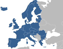 Countries Map Sepa Länder Liste Gocardless Guides