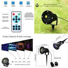 Remote Control Landscape Lighting by Outdoor Rgb Firefly Laser Projector Landscape Light Led Garden