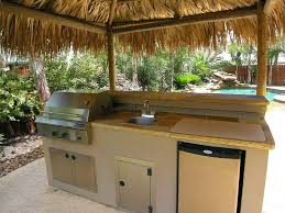 Building Outdoor Kitchen With Metal Studs - free diy outdoor kitchen island plans picture medium image for