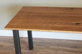 Rustic Modern Desk by Industrial Modern Rustic Dining Table Desk Heartland Rustics
