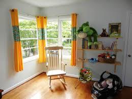 baby nursery curtains ideas
