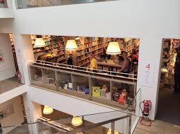 Tottenham Court Road Interior Shops Visit The New Foyles Book Shop Near Tottenham Court Road 5