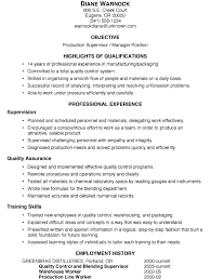 Sample Resume For Assembly Line Worker by Crafty Ideas Good Resume 16 Resume Sample Production
