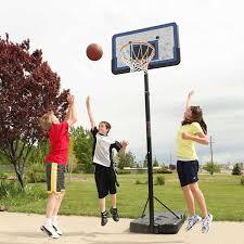 amazon com lifetime 1221 pro court height adjustable portable