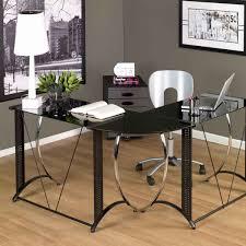 Black L Shaped Computer Desk Desk Interesting Black L Shaped Computer Desk 2017 Ideas L Shaped