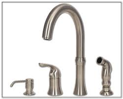 Sensor Faucets Kitchen by Home Depot Motion Sensor Kitchen Sprayer Faucet Only 129 Shipped