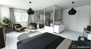 salle de bain dans une chambre chambre salle de bain propositions aménagement maison travaux