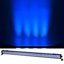 Led Blue Light Bar by Solena Max Bar 28 Rgb 28 Watt Dmx Led Wash Light Pssl