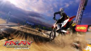atv motocross videos mx vs atv supercross encore review gaming lw mag