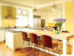 island with table attached kitchen island with dining table attached kitchen island wood
