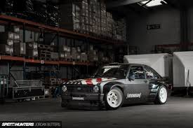 hoonigan mustang engine the low down on ken block u0027s hoonigan racing ford escort mk2 rs