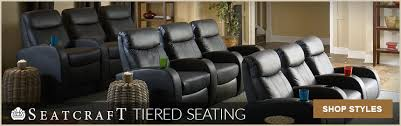 Movie Theater Sofas by Home Theater Seating Home Theater Furniture Movie Theater Seats