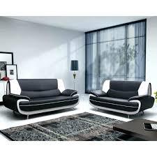 ensemble canap 3 2 1 canape 3 1 1 canape gris et blanc deco in ensemble cuir relax