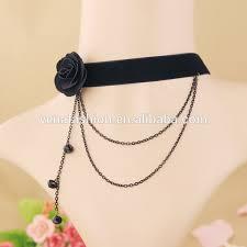 ribbon choker black ribbon choker necklaces handmade ribbon necklace buy