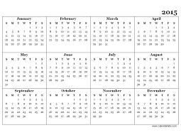 2015 calendar template sadamatsu hp