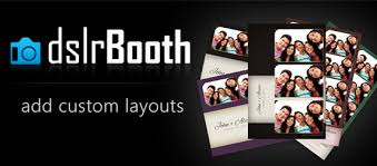 dslr photo booth dslrbooth gets new ui customized screens email sms photo