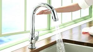 No Touch Kitchen Faucets Kitchen Touch Kitchen Faucet Touch Kitchen Faucet Bronze Touch