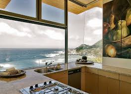 Kitchen Design Studio Visual Treat 20 Captivating Kitchens With An Ocean View