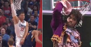 Game Blouses Meme - watch blake griffin channel dave chappelle s prince with this