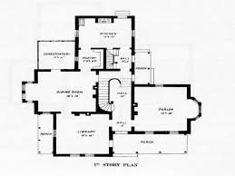 victorian house floor plans old victorian house plans victorian