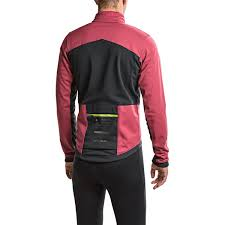 mtb windproof jacket pearl izumi elite escape thermal cycling jacket for men save 50