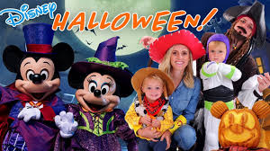 Disney Halloween Party With Mickey Mouse Youtube
