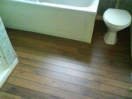 Bathroom Laminate Flooring Waterproof Laminate Flooring For Bathrooms Fpudining