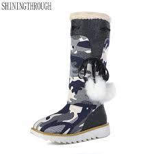 motorcycle booties online get cheap knee high flat black boots aliexpress com