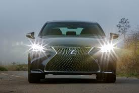 lexus ls hybrid 2018 price lexus to skip plug in hybrids and go straight to evs fuel cells