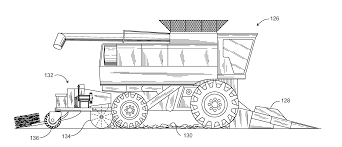 patent us20100326037 crop residue baler integrated with