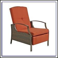 reclining patio chair with cup holder patios home decorating
