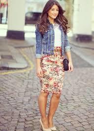 jaqueta saia u003c3 modelos comportado pinterest cheap skirts