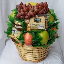 fruit basket gift gourmet fruit basket farms bringing country to the city