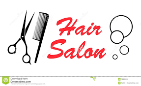 barber hair salon hairdresser icon royalty free stock photography