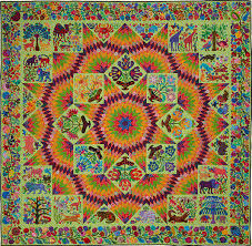 Kaffe Fassett Tapestry Cushion Kits Broken Star From Glorious Color Quilt Fabric And Kits From