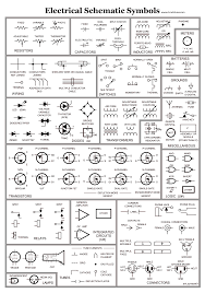 electrical schematic symbols circuitstune wiring diagram components