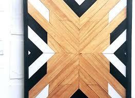 wood geometric wood wall wooden wall geometric wood wooden wall