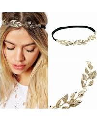 elastic hair band hairstyles get the deal 33 off retro vintage hollow leaf diamond elastic