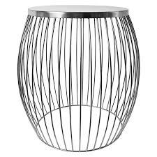 Silver Accent Table The 25 Best Silver Side Table Ideas On Pinterest Metallic Gold