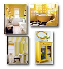 grey black and yellow bathroom decorating clear