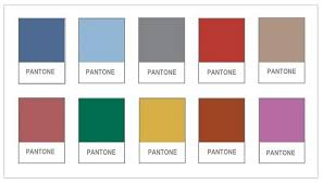 Color For 2016 Pantone The Top 10 Colors For Fall 2016 Frank La Mendola