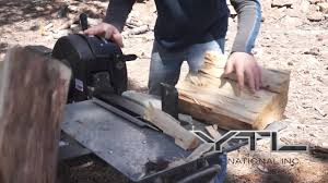 black friday log splitter t20 kinetic log splitter youtube